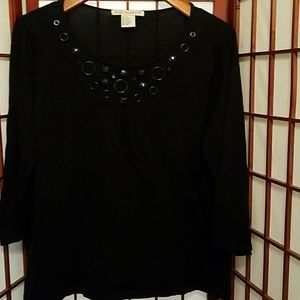 XL Black sweater